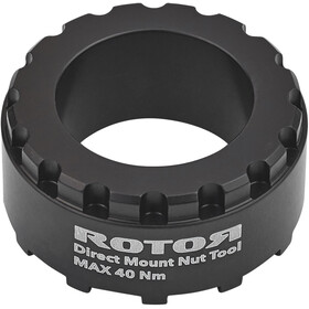 Rotor Inpower Road Cranks DM black